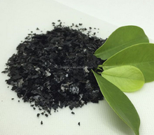 Black Flake seaweed extract fertilizer from Ascophyllum nodosum