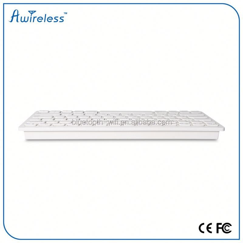 Hot sale Mini Bluetooth wireless keyboard for PS4, keyboard case for samsung galaxy tab p5100