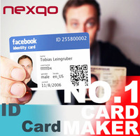 Top Quality Professional PVC Custom national smart ID Cards mumbai