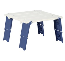 Outdoor lightweight portable plastic camping beach folding outdoor <strong>table</strong>