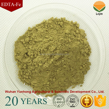 Lvyin Agriculture Fertilizer EDTA Chelated Iron EDTA-Fe 13% Powder Price