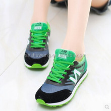 In the summer of 2015 the new leisure sports shoes with breathable surface flat single shoes running shoes female students