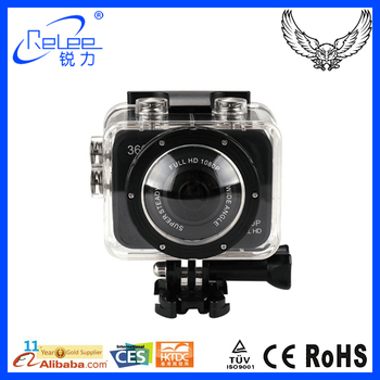 2016 New X360 30 Waterproof Full 1080p 360 Degree Wifi Sport Action camera