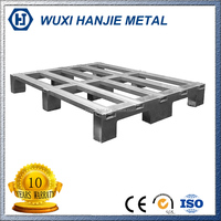 Low Price Metal Tire Pallet