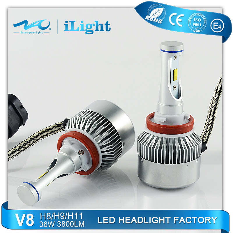new-generation toyota accessories Led Car Headlight h11 Conversion Kit
