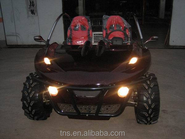 TNS good quality go kart with 4 wheel drive
