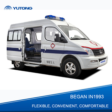 Hot Sale Max speed 150 km/h Mobile Ambulance