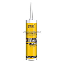 Water-proof Acetic Silicone Sealant for Fish Tank and Glass ZM-318