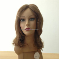 Hot Selling Silk Top European Hair Full Lace Wigs in Stock