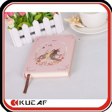 Fancy school notebook cute chinese stationery items cheap pocket notepad