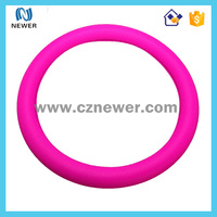 Wholesale cheapest price premium neoprene steering wheel cover
