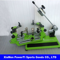 2014 manual tennis and badminton drop weight table stringing machine