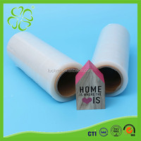 Transparent Jumbo Roll LLDPPE Plastic Stretch Packaging Film
