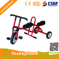 hot sale two seat balance car tricycle bike mini buggy toys for kids