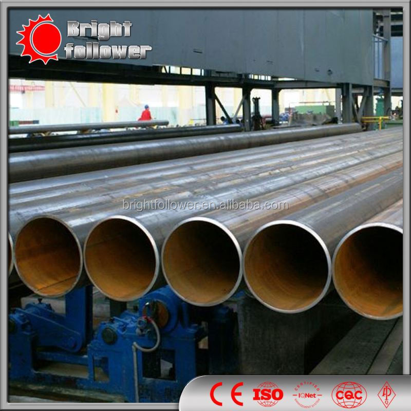 api 5l psl1 saw erw welded carbon steel pipe mill