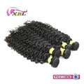 Factory wholesale natural color unprocessed grade 7A virgin hair