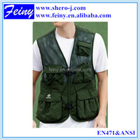 Outdoor Sports Spring Summer Fishing Hunting Vest