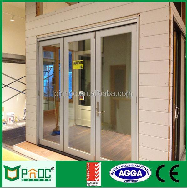 Australia standard multi folding door bi fold screen door for Bi fold screen doors