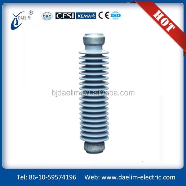Electric ceramic insulator