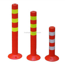 750mm Road safety warning column/Traffic signal post