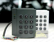 Professional Single Door Access Card Reader with Keypad 125Khz/13.56Mhz