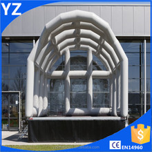 Customized inflatable tent/ inflatable event tent/ inflatable podium tent