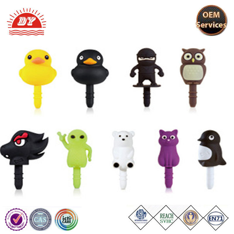 OEM High Quality Plastic Headphone Dust Plug