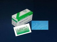 Blue Nylon Surgical Suture