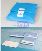 nonwoven best selling consumable health product for drape general surgery drape