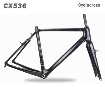 Top Supplier 2017 Carbon CycloCross Frame V-brake di2 27.2mm Seatpost CX 700c CycloCross Carbon Bike Frame