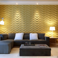 Eco-friendly 3d wallpapers/wall coating decorative wall stickers for home