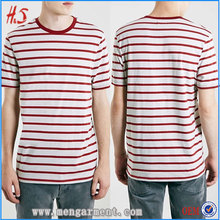 New arrival popular overseas t shirt men wholesale china suppliers stripe tshirts