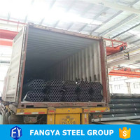 Black Pipes ! good supplier erw api 5l x60 carbon welded steel pipe