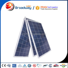 Polycrystalline solar panel 400w solar panel for mobile home solar system with tuv certificate