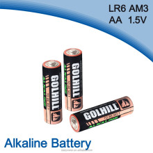 LR6 Size aa alkaline battery production line