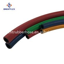 Custom flex non twist fuel gases rubber weld gas hose bulk