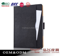 Wholesale price for iPad 3 case with front document pocket