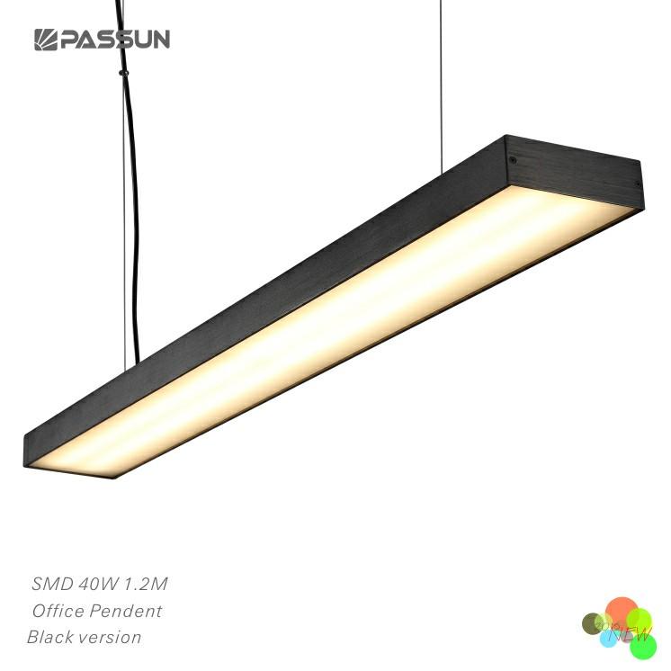 Commercial Led Office Lighting: 40w Led Commercial Office Led Pendant Light/for Library
