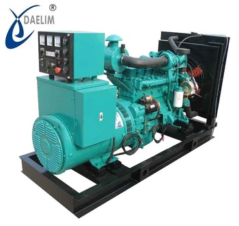 15Kva to 1500Kva engine diesel generator for sale