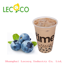 New Product Blueberry Flavor Popping Boba Fruit Juice In Popping Balls Bursting Boba For Bubble Tea Ingredients