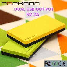 power bank battery with led torch ABS+Rubber protable 150000 mah power bank oem