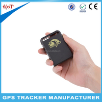 Handheld small gps tracking tk102b for car/kids/elderly