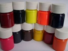 water based pigment paste used in pigment glue