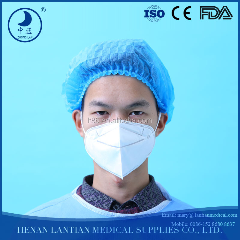 medical supplies sterile disposable operating room hat, surgical hats