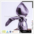 China suppliers 100% stone washed linen napkin/table napkin