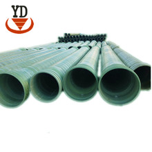 Heat resistance frp pipe for chimney tube for paper making