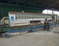 Stone multi head slab polishing machine