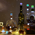 Wholesale USB Rechargeable Cork LED Bottle Light