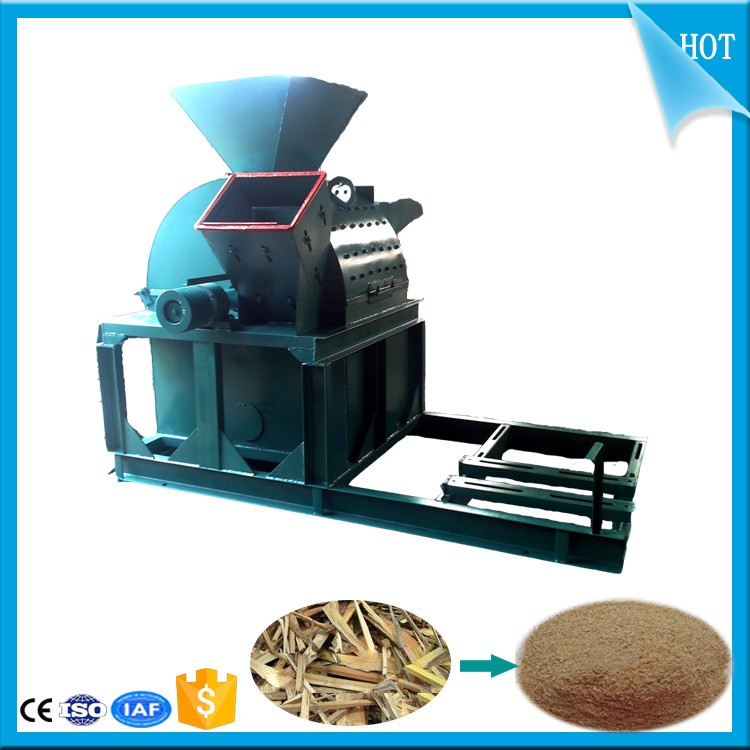Preferential price New design electric wood can crusher
