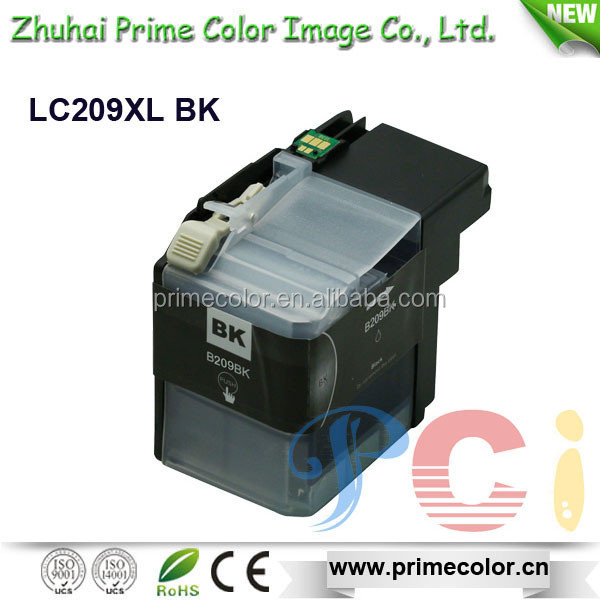 Compatible Ink Cartridge for Brother LC209XL with chip